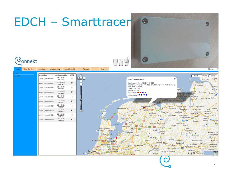 EDCH – Smarttracer Pro 9