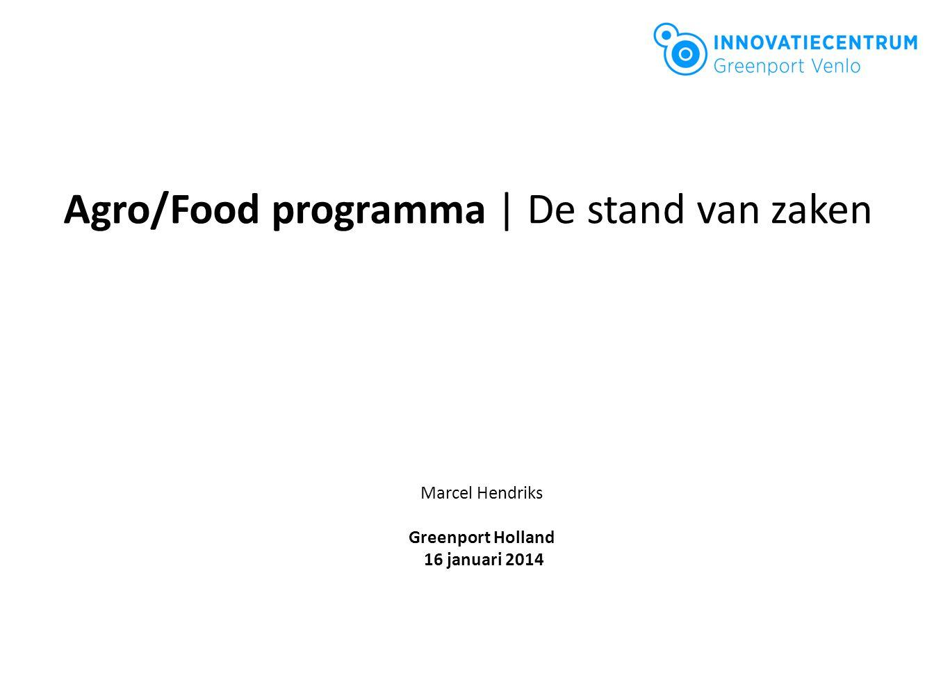 Toekomstgerichte technologieën en innovaties voor bedrijven uit de foodsector in het Duits-Nederlandse grensgebied FOOD FUTURE