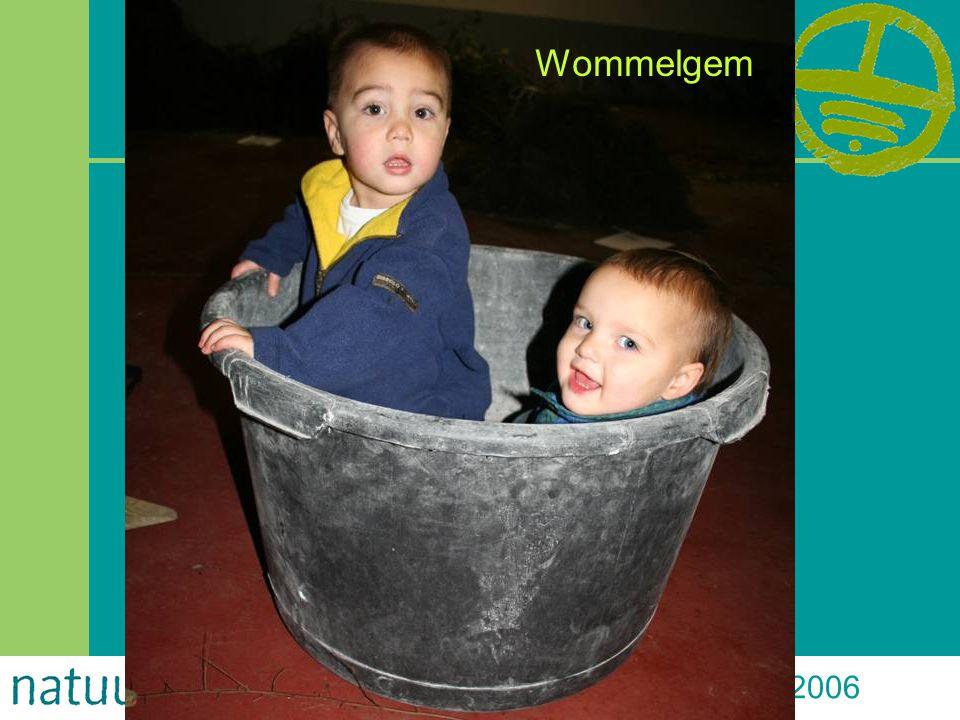 Behaag..natuurlijk 2006 Wommelgem