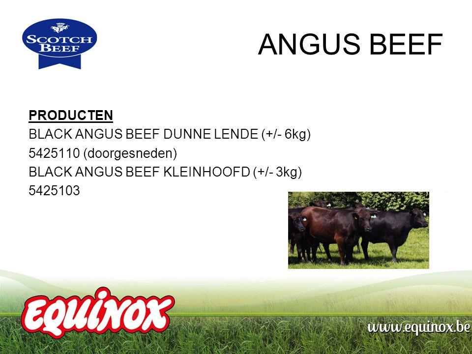ARGENTINE BEEF Argentijns Rundvlees Doordat de dieren worden gekweekt op natuurlijke graslanden en in zuivere lucht, is het mogelijk vlees van een hoogwaardige kwaliteit te produceren.