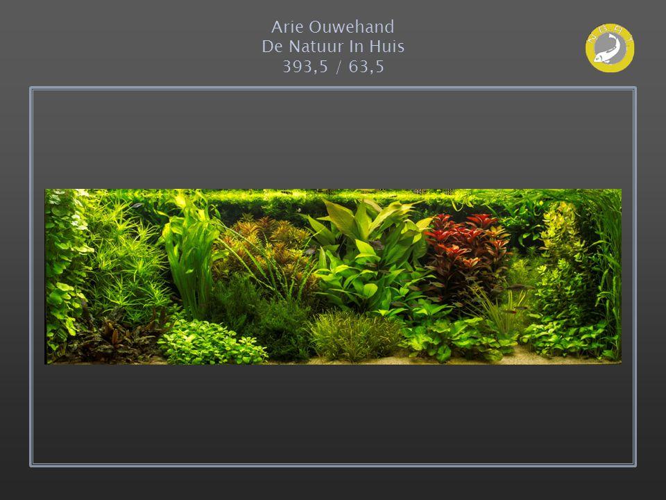 Arie Ouwehand De Natuur In Huis 393,5 / 63,5