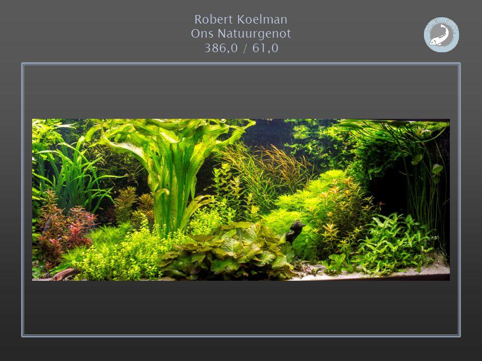 Robert Koelman Ons Natuurgenot 386,0 / 61,0