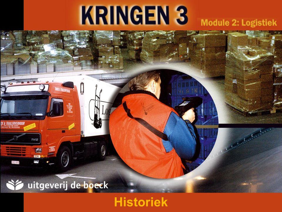 Logistiek Spilbedrijf: Logistics Valley voorstelling leerstof Overzicht Logistiek Logistics Valley Voorstelling leerstof