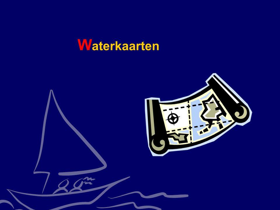 CWO Kielboot II27 W aterkaarten