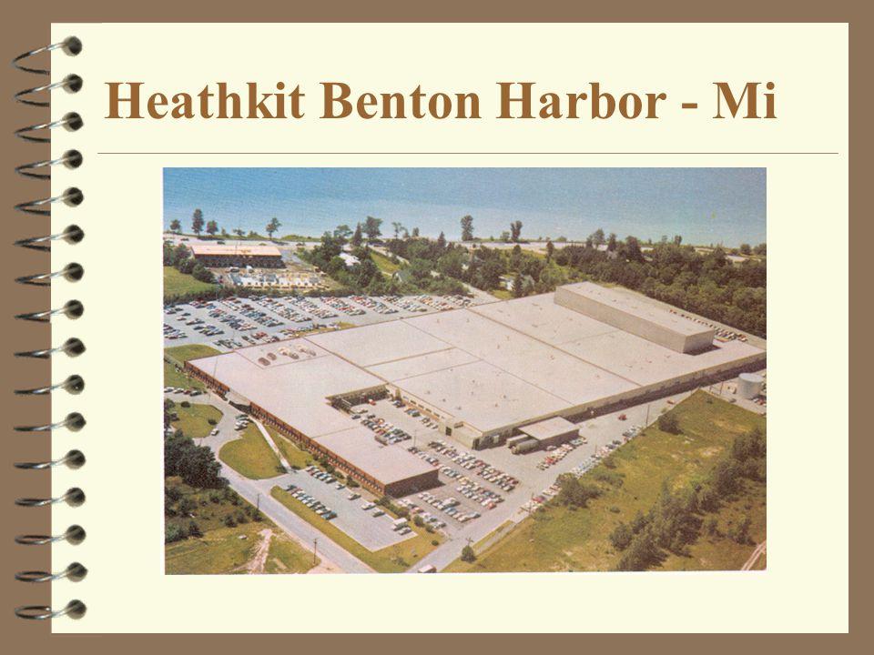 De afregeling 4 Dit was ook een van de sterke puntjes van Heathkit.