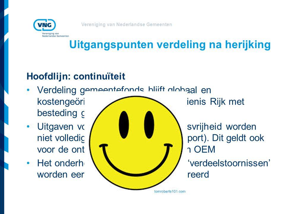 Vereniging van Nederlandse Gemeenten Waarom groot onderhoud.