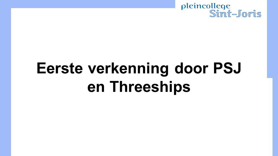 Uitwerking CTO Uitwerking op eigen omgeving: http://sintjoris.omo-elo.nl Gebruik van reeds beschikbare onderdelen:  Three Ships N@Tschool.
