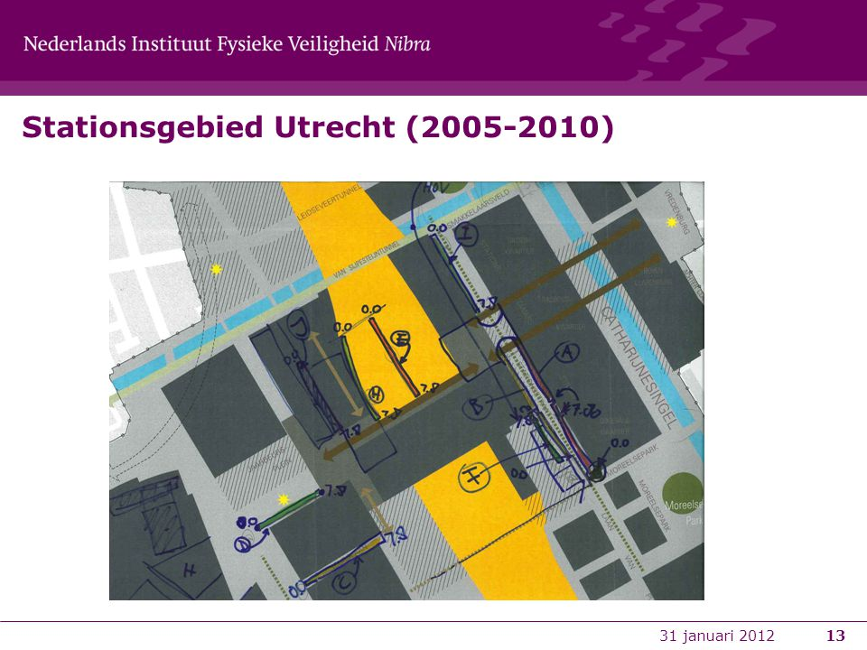 Stationsgebied Utrecht (2005-2010) 1331 januari 2012