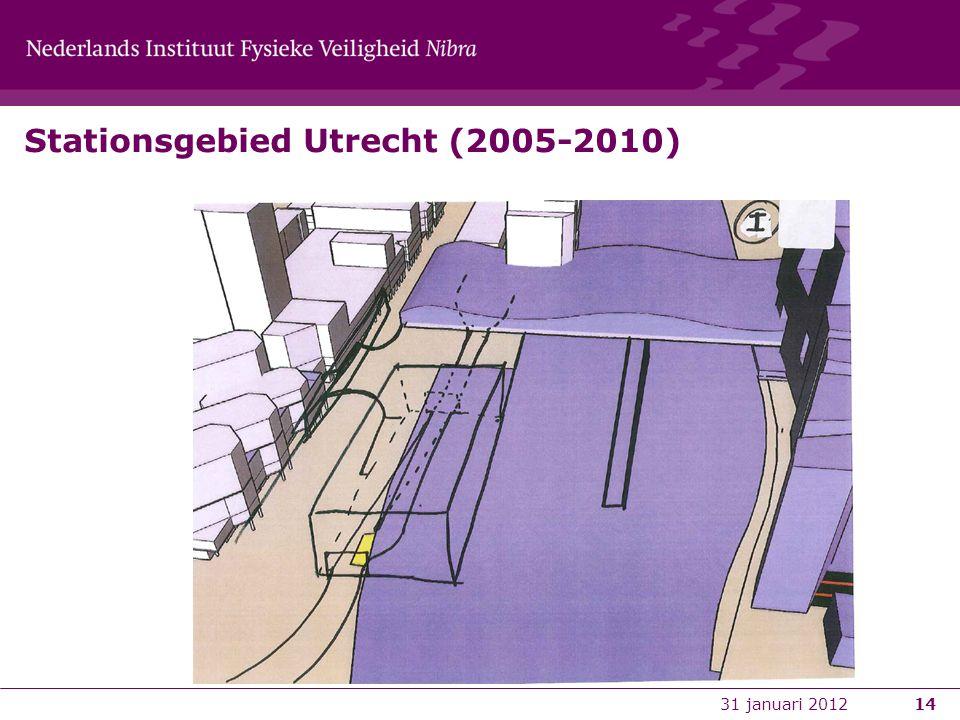 Stationsgebied Utrecht (2005-2010) 1431 januari 2012