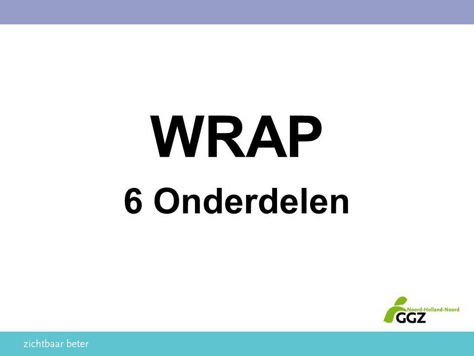 WRAP 6 Onderdelen