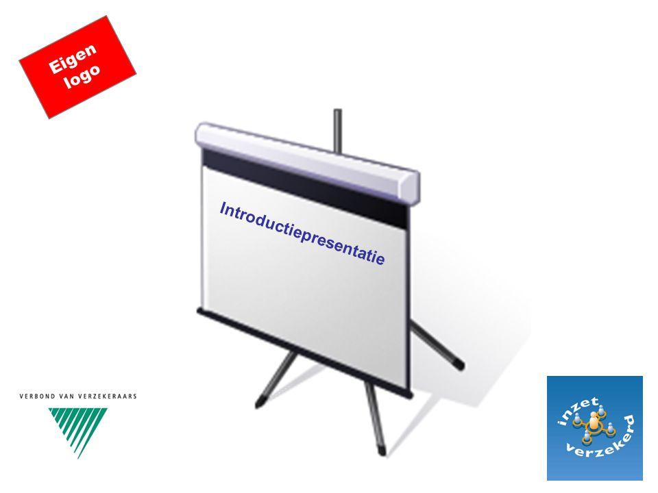 Introductiepresentatie Eigen logo