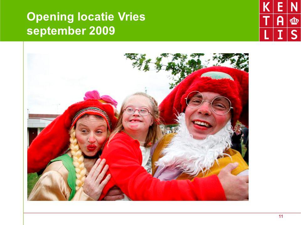 11 Opening locatie Vries september 2009