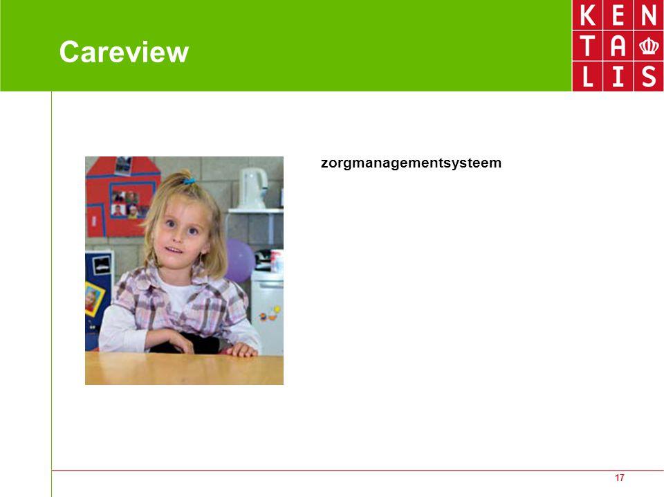 17 Careview zorgmanagementsysteem