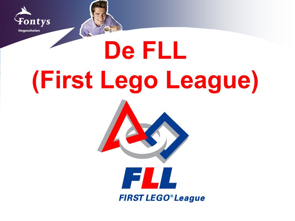 De FLL (First Lego League)
