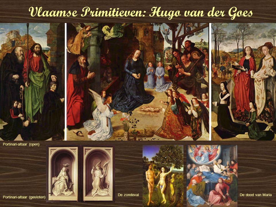 Vlaamse Primitieven: Rogier van der Weyden Kruisafname, ca.1435