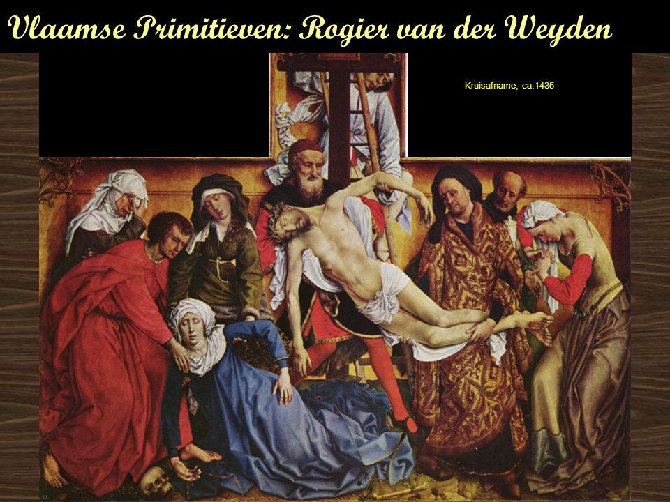 Vlaamse Primitieven ' Annunciatie ' het Merode-altaar, ca.
