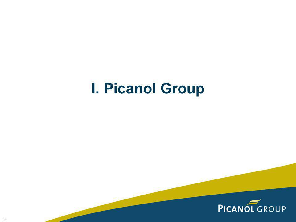 3 I. Picanol Group