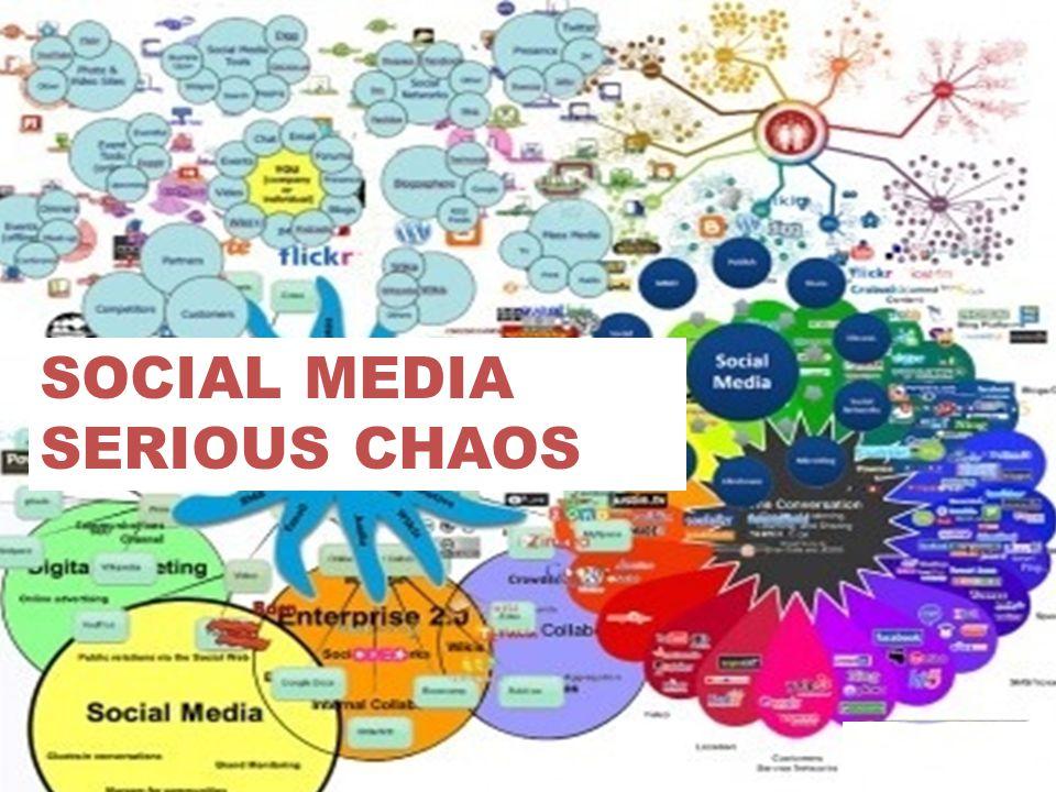 SOCIAL MEDIA SERIOUS CHAOS
