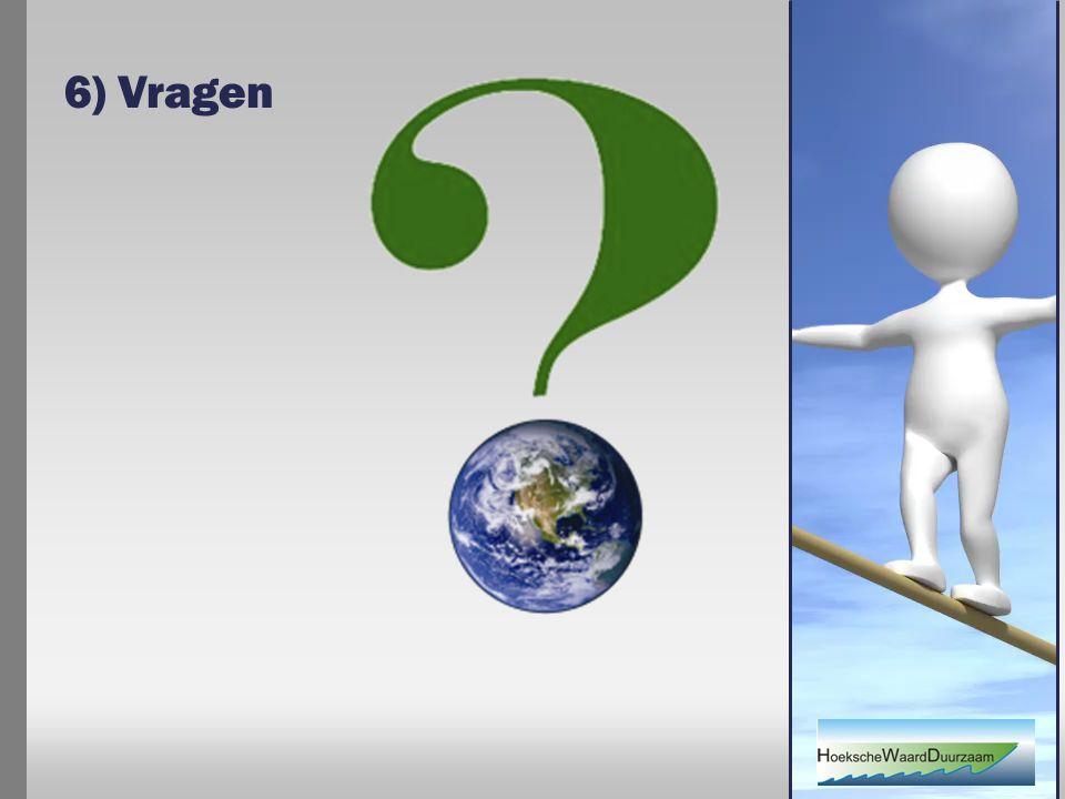 6) Vragen