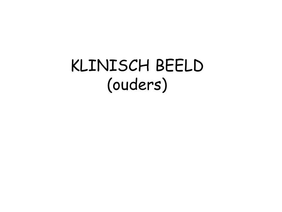 KLINISCH BEELD (ouders)