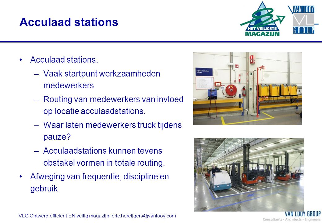 Acculaad stations Acculaad stations.