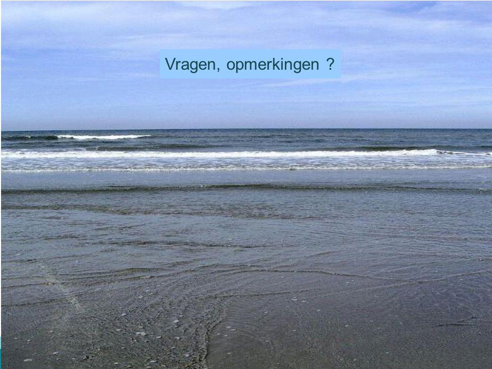 6 december 2007 11 Vragen, opmerkingen ?