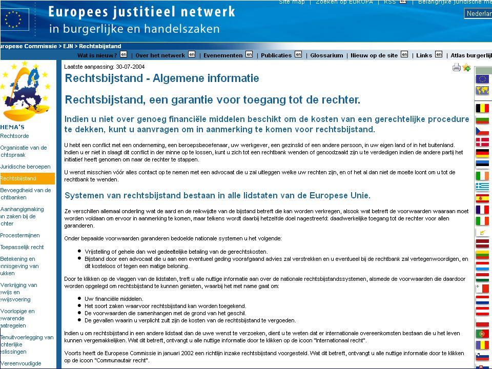 11 23-06-2011Europese e-Justice