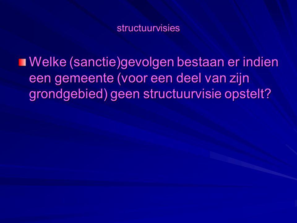 Structuurvisies Wat moet er gebeuren als een gemeente een structuurvisie vaststelt die (op onderdelen) strijdigheid vertoont met een structuurvisie va