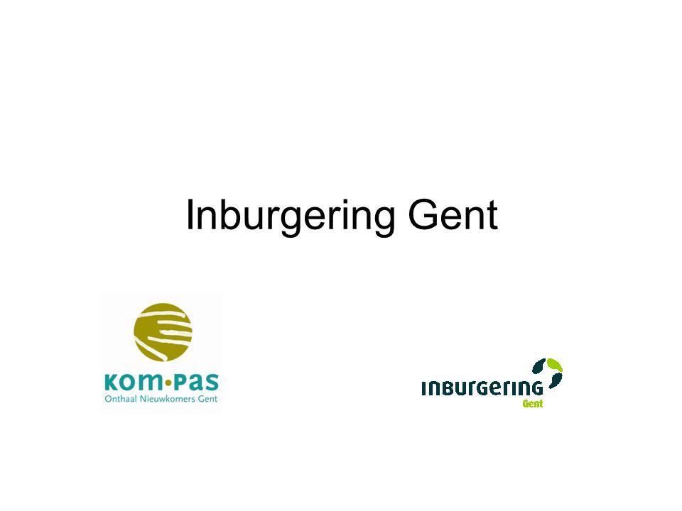 Inburgering Gent
