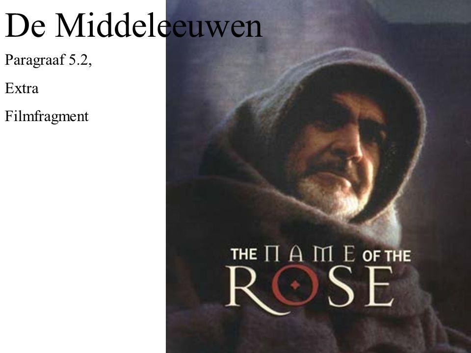 De Middeleeuwen Paragraaf 5.2, Extra Filmfragment