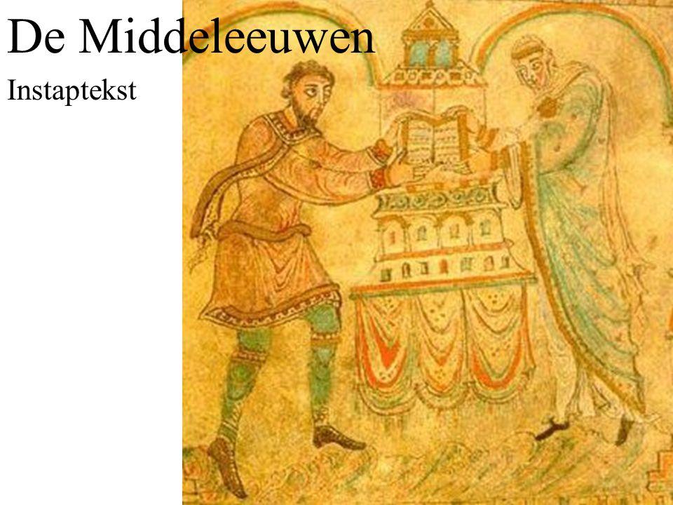 De Middeleeuwen Artillerie; katapult, ballista en trebuchet Paragraaf 5.1, Oorlogen en ridders