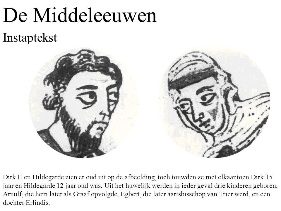 De Middeleeuwen Paragraaf 5.1, Middeleeuwen