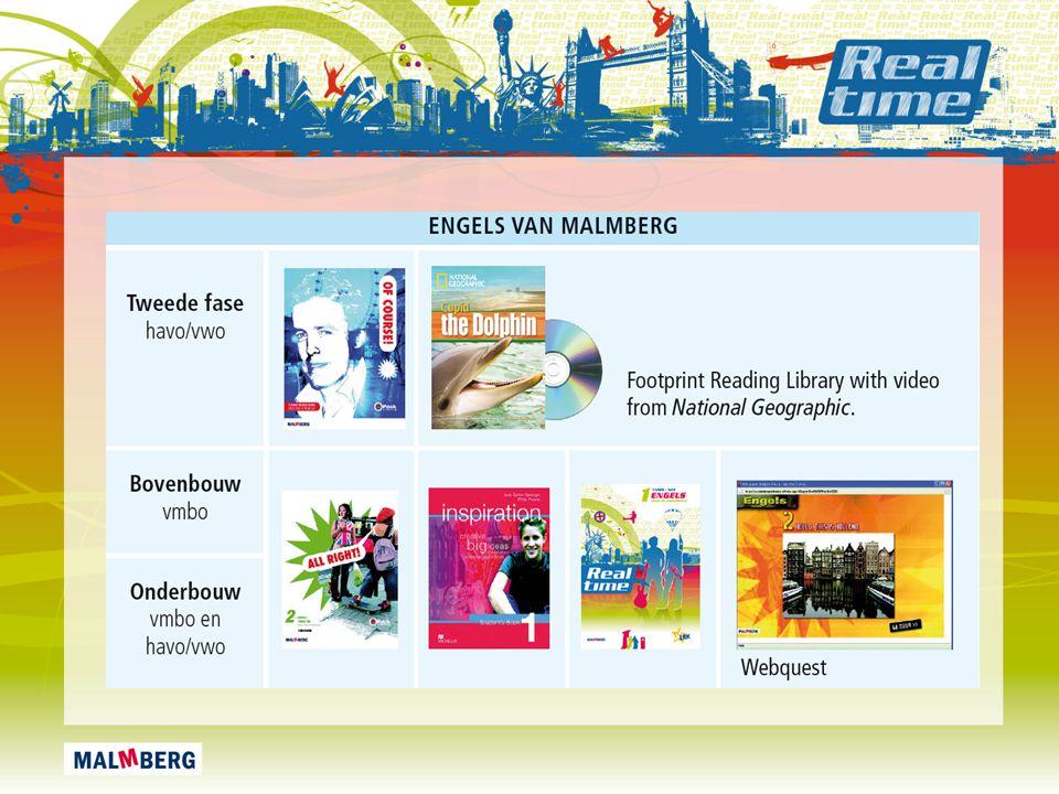 Realtime in vogelvlucht Demo ePack (zie ook site www.realtime-malmberg.nl) www.realtime-malmberg.nl Centrale uitgangspunten: motivatie en leerrendement