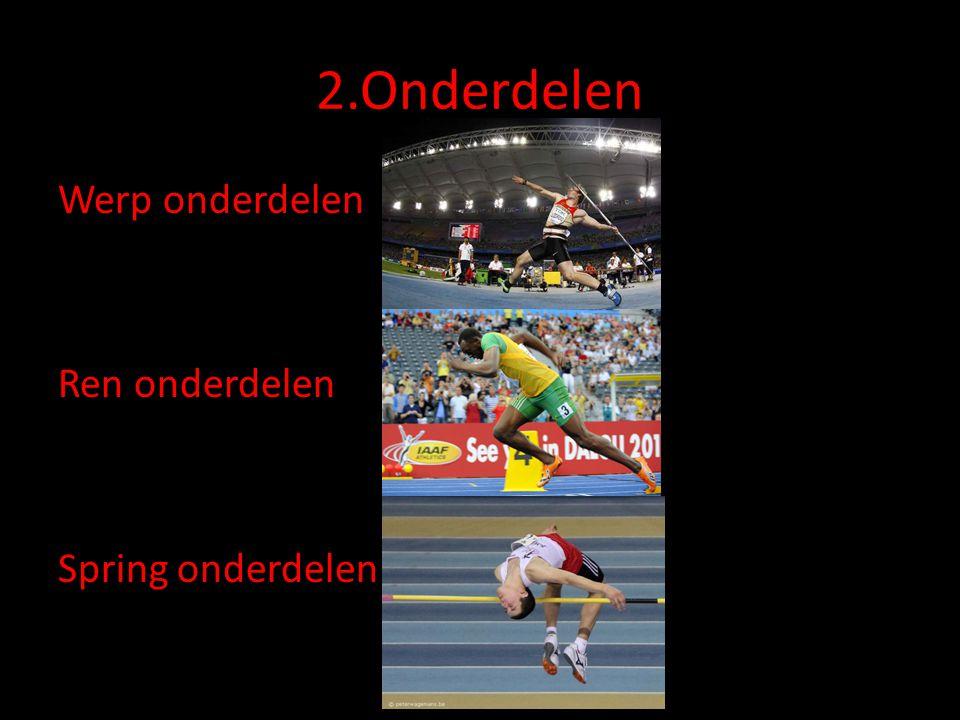3.topatleten Usain bolt Martina Blade Babe Sven Ootjers
