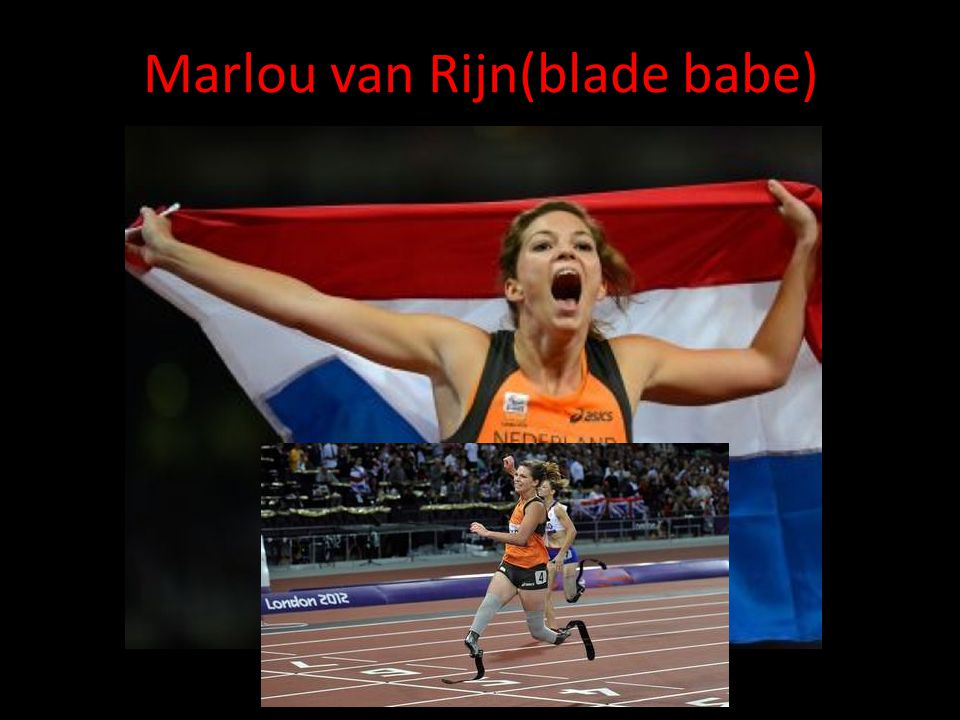 Marlou van Rijn(blade babe)