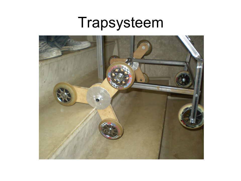 Trapsysteem