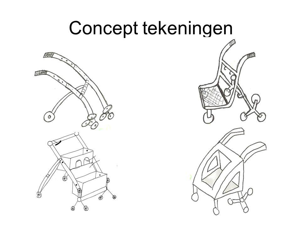 Concept tekeningen