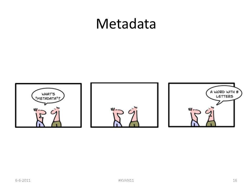 Metadata 6-6-2011#KVAN1116
