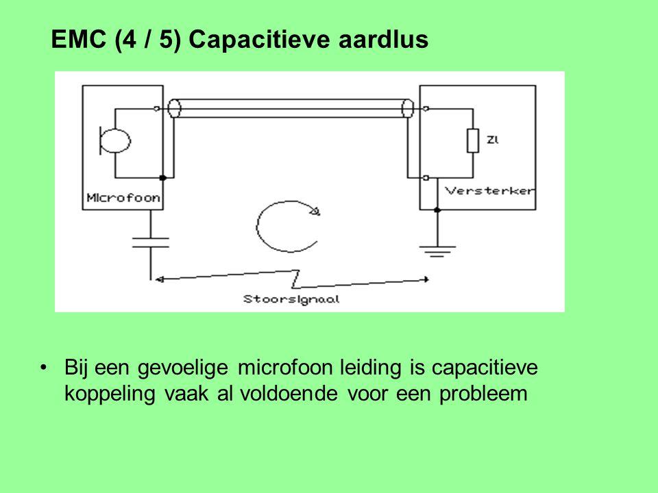 EMC (3 / 5 ) Aardlus : remedies 1: Isolatie trafo'tje voor antenne leiding 2: Alles voeden uit hetzelfde stopcontact 3: