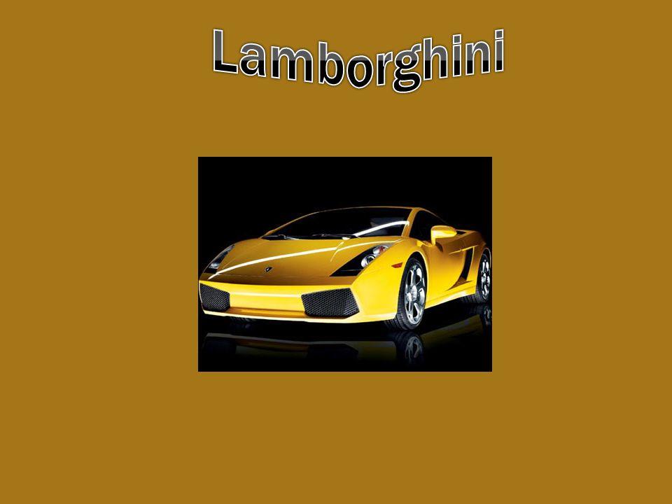 Ferruccio Lamborghini Geboren in 1916Werktuigbouwkunde gestudeerd Voertuigen gerepareerd in het leger Na tweede wereldoorlog tractoren gemaakt van oude onderdelen Na ervaring bij Ferrari en Maserati zelf auto's gaan ontwikkelen