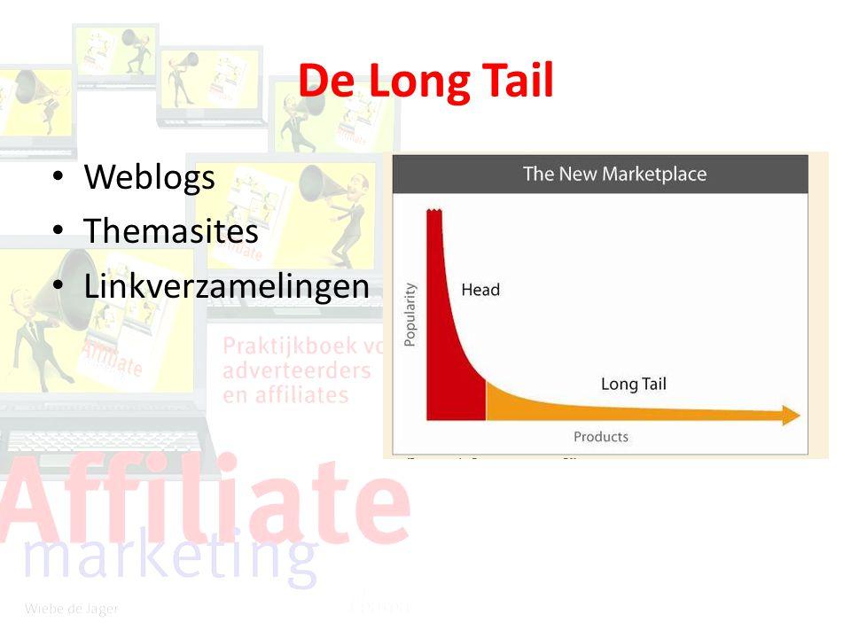De Long Tail Weblogs Themasites Linkverzamelingen