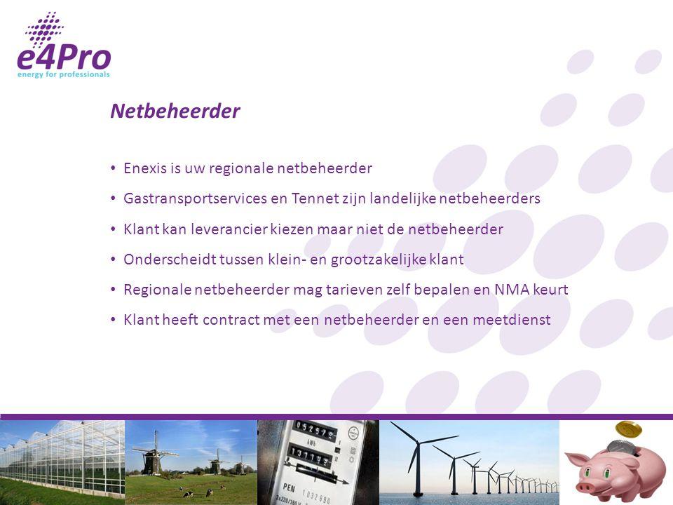 Marktinfo 2012-2013 MarktprijzenNu /18jan8 Feb (koude)Hoogste 2012Laagste 2012 AEX347,8325345283 USD per EUR1,3291,321,351,21 Brent ($/bbl)109,911812889 Power NL (€/MWh) Cal 14, base 48,2553,254,449,8 Power NL (€/MWh) Today, base Gas (€/MWh) Cal 14 25,9727,028,125,0 Gas (€/MWh) Day Ahead (leba) 27,139,041,620,0