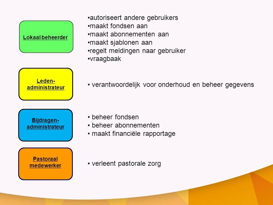 Voor de gemeenten die een lokale applicatie willen gebruiken in combinatie met LRP is er een XML-koppeling van LRP naar lokale pakketten beschikbaar.