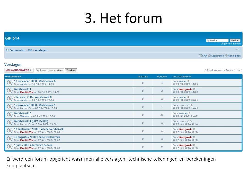 4. Voorgaande projecten van 6 de jaar IW 4.1 Het internetorgel 4.2 De hovercraft