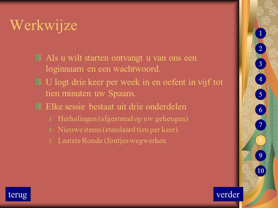 Contactinformatie U kunt Español para ti bestellen op www.supermemo.nl www.supermemo.nl Is er nog iets onduidelijk of wilt u iets opmerken of vragen.