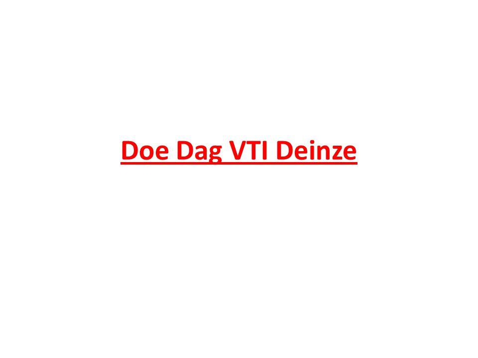 Doe Dag VTI Deinze