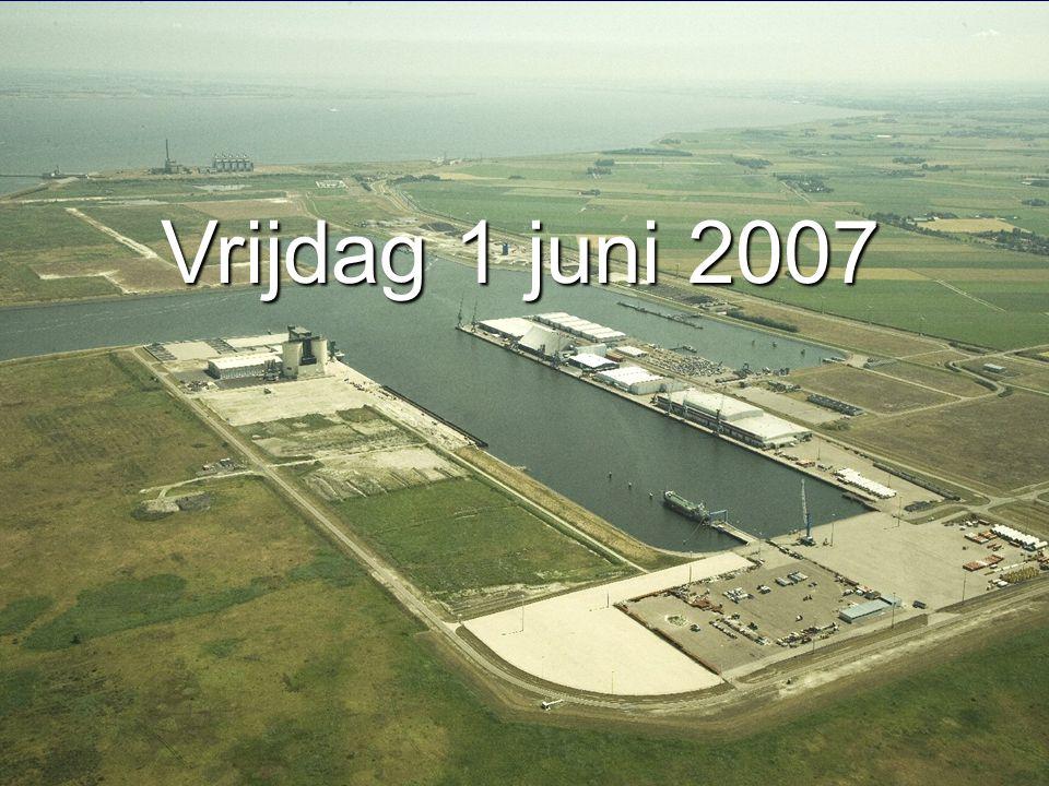 Vrijdag 1 juni 2007