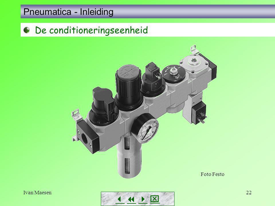 Ivan Maesen22        Pneumatica - Inleiding De conditioneringseenheid Foto Festo