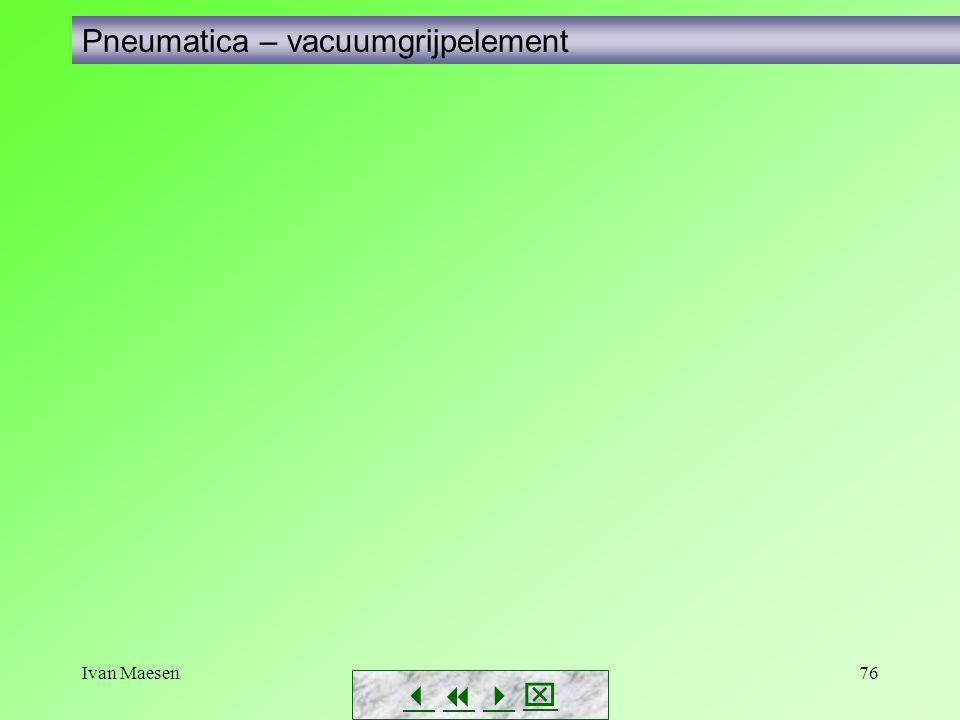Ivan Maesen76        Pneumatica – vacuumgrijpelement