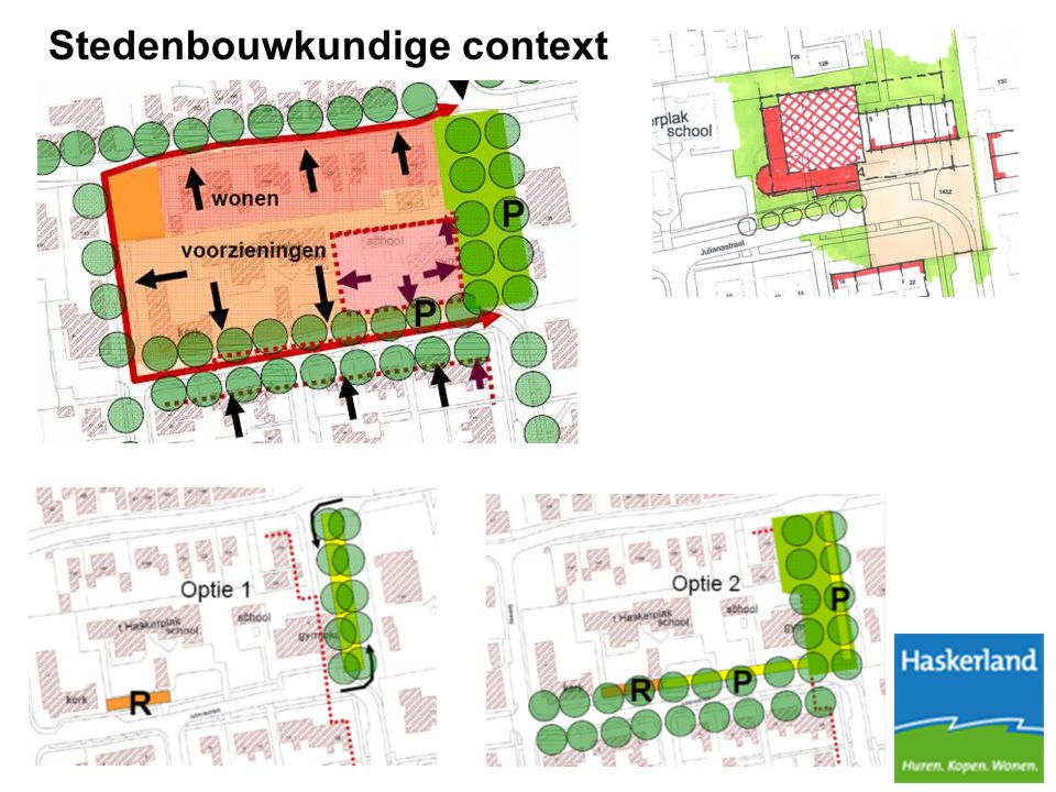 Stedenbouwkundige context